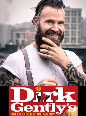 Davies, Virgil - Dirk Gentlys Holistic Detective Agency