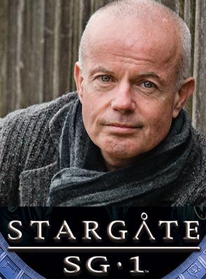 Jones, Gary - Stargate SG-1