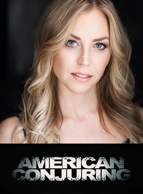 Lane, Morgan Lindsey - American Conjuring