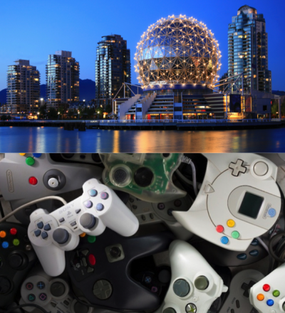 Vancouver Video Games