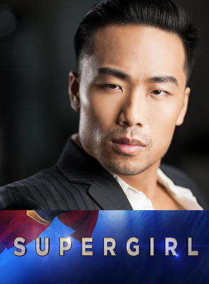 Cheng, Michael A. - Supergirl