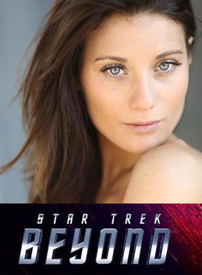 Brinkmann, Gina - Star Trek Beyond