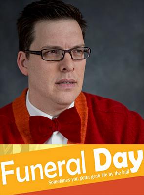 Elgstrand, Kris - Funeral Day
