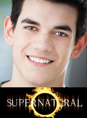 Wiebe, Cainan - Supernatural