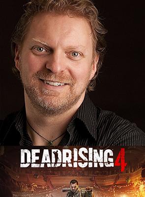 Zahara, Alex - Dead Rising 4