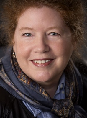 Executive head shot of Mary L. G. Jensen, 2016